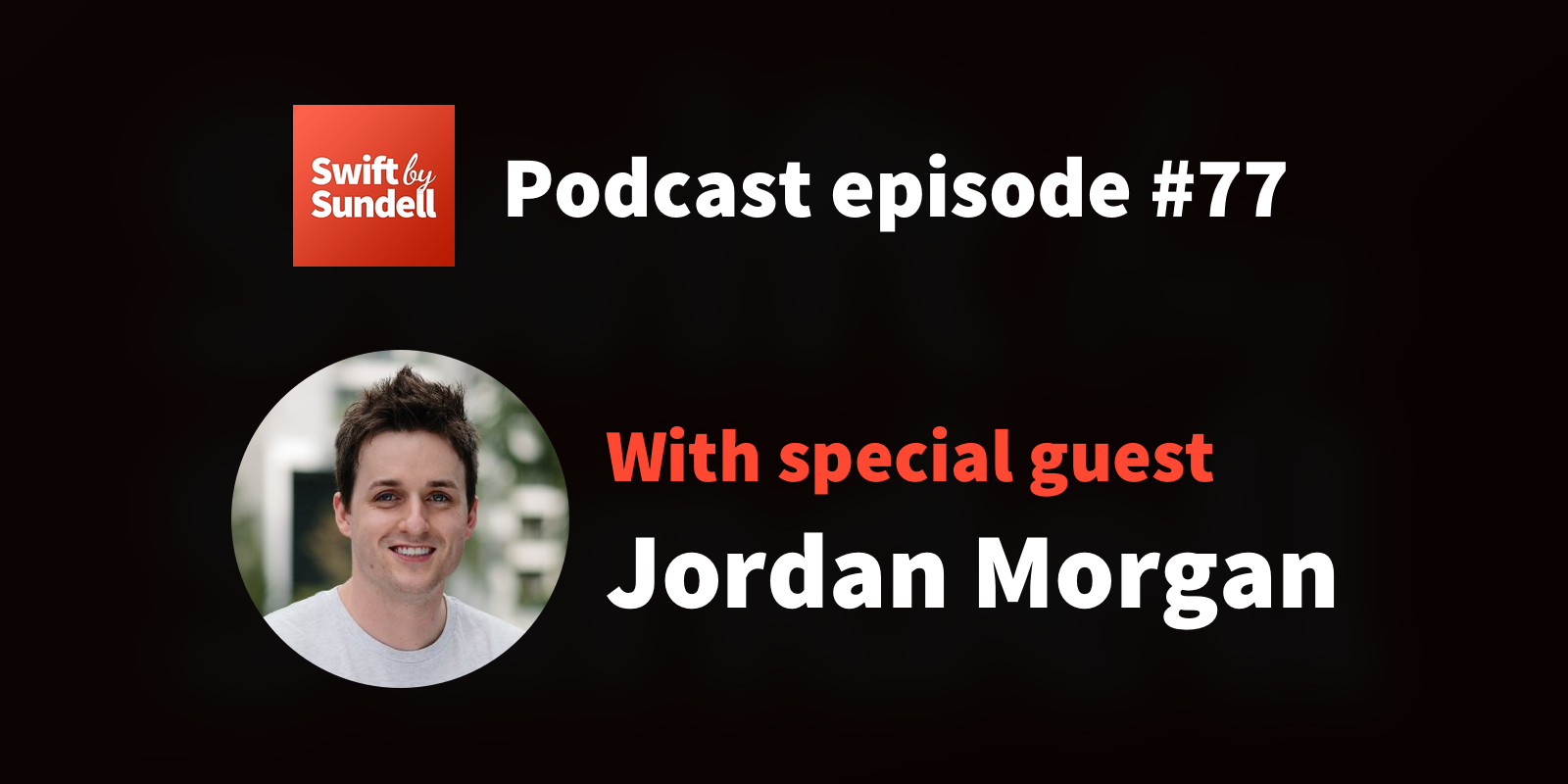 "77: ""Adopting new system features"", with special guest Jordan Morgan"