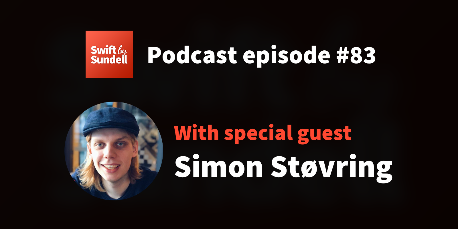 "Podcast: ""Adventure into widgets"", with Scriptable developer Simon Støvring"