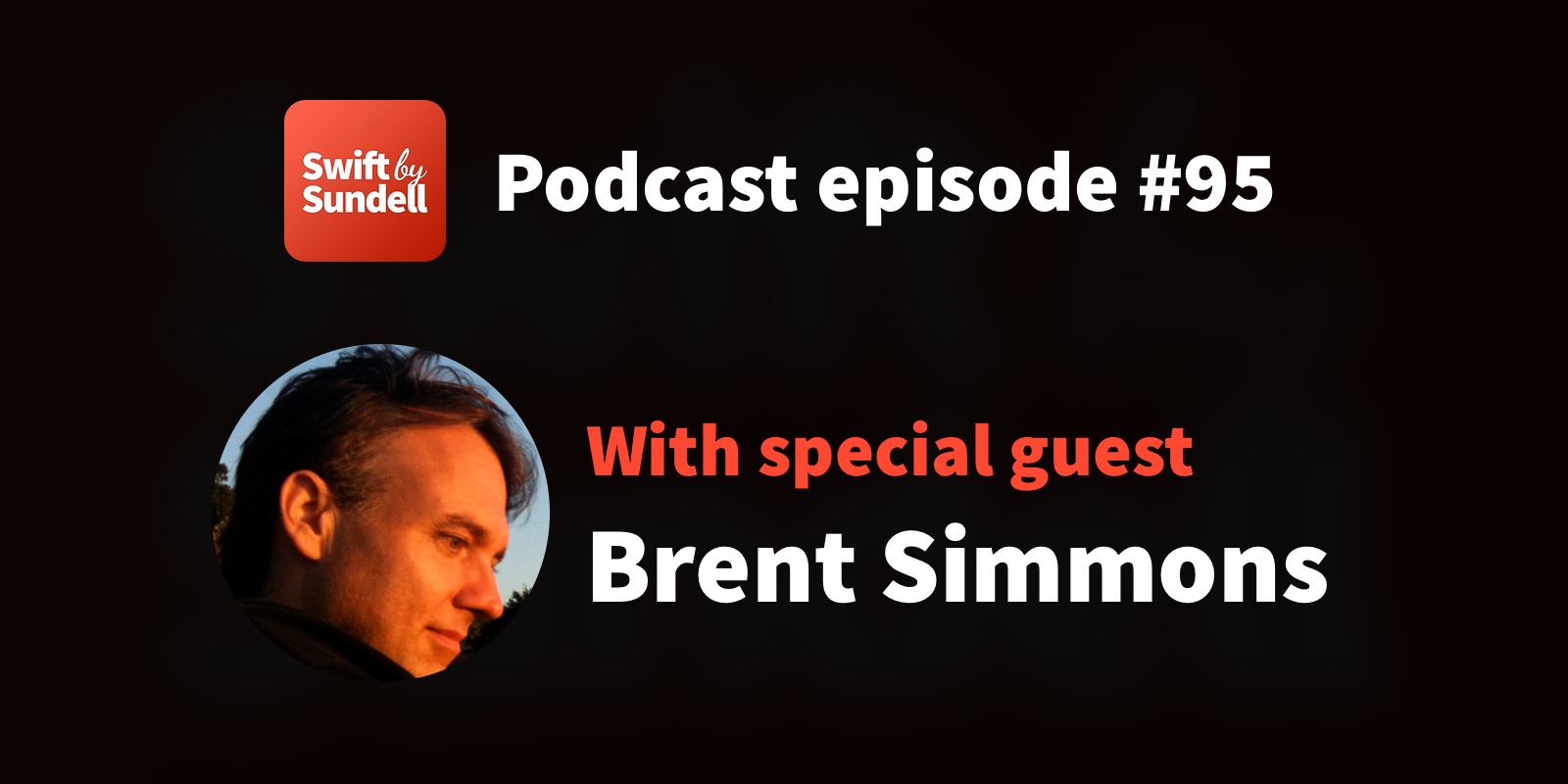 """Podcast: """"Concurrency orchestration"""", with special guest Brent Simmons"""