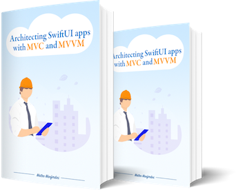 Architecting SwiftUI apps with MVC and MVVM
